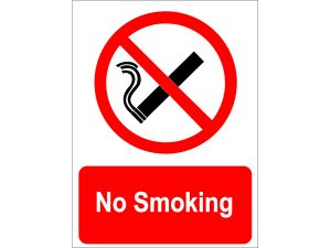 NO SMOKING PGN
